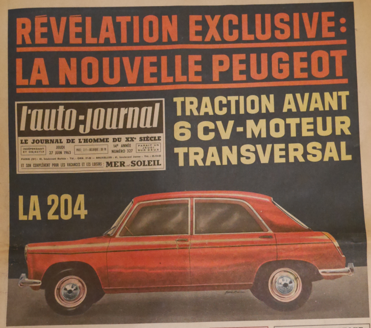 Amicale 204-304
